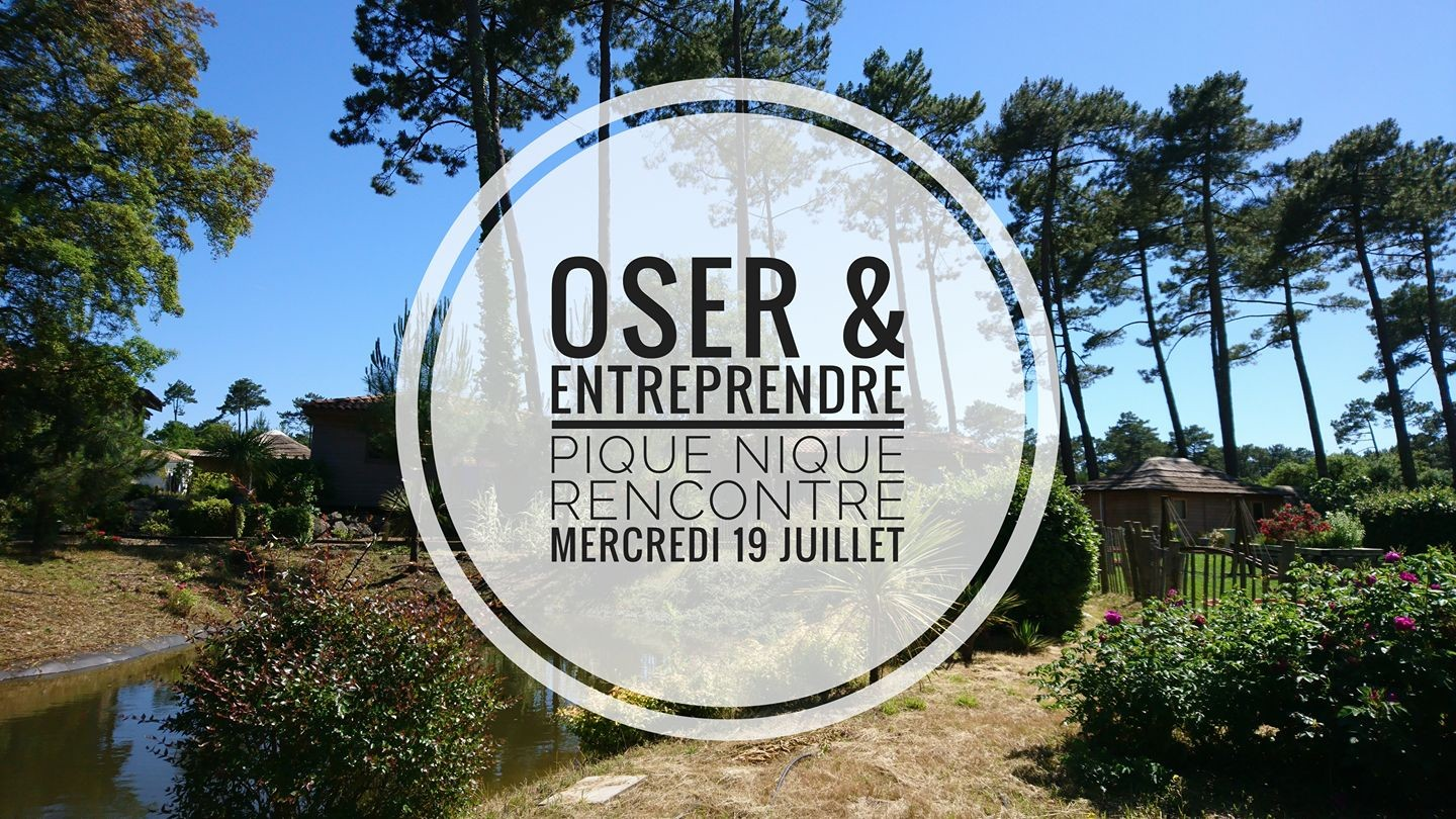 Capture evenement facebook pic nic oser et entreprendre