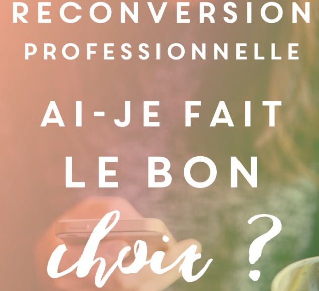 Capture reconversion professionnelle 1